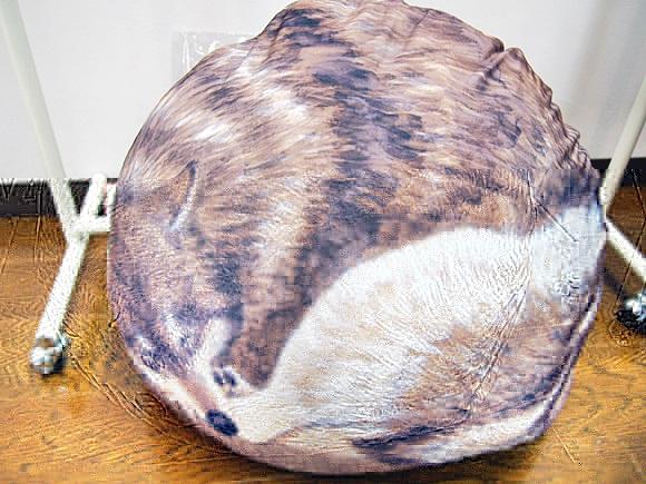 押し入れで眠る布団も喜ぶ 寝息が聞こえてきそうな クークークッションケースの会 felissimo-kraso