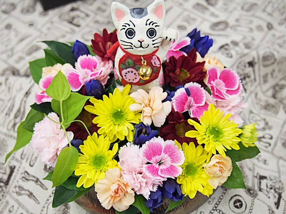 敬老の日 日比谷花壇 hibiya-kadan