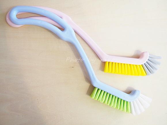 フェリシモ 掃除ブラシ felissimo-brush