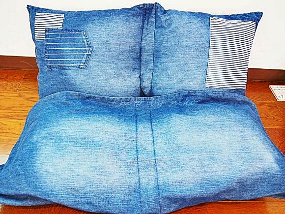 フェリシモ クッションソファ felissimo-mini-sofa
