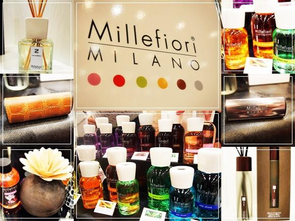 香りの贈り物ならイタリア発ミッレフィオーリ(Millefiori)がオシャレ