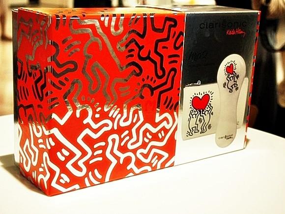 clarisonic mia2 Keith Haring (2)