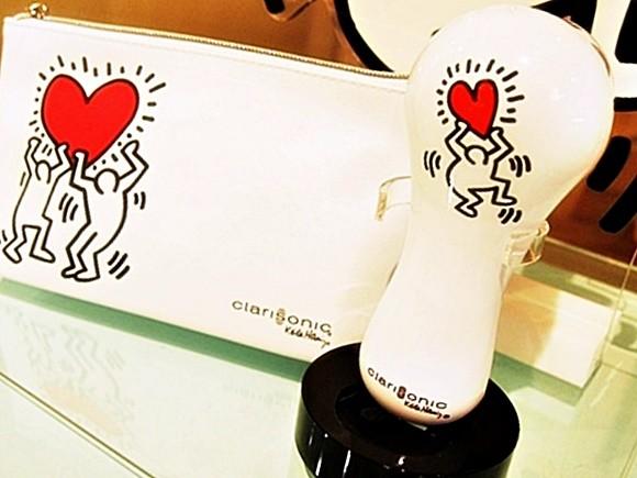 clarisonic mia2 Keith Haring (5)