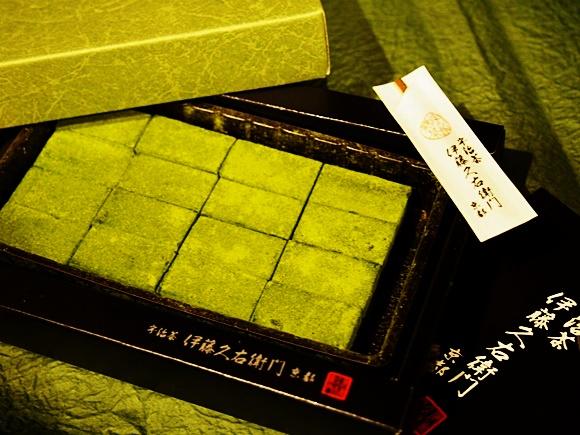 TVでも紹介!伊藤久右衛門 宇治抹茶生チョコレートはギフトに最適!バレンタイン・ホワイトデーに