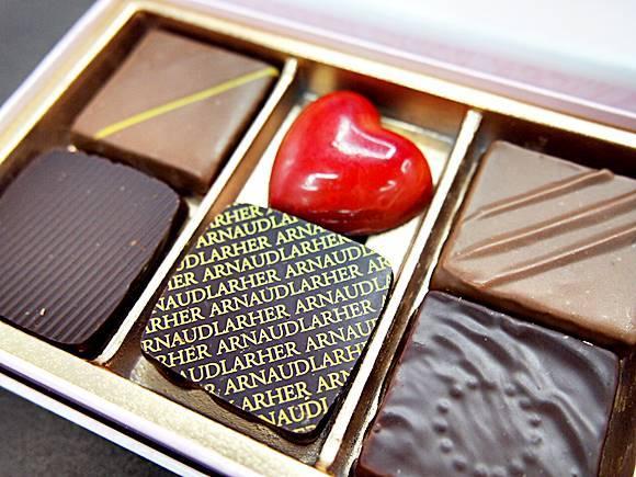 バレンタイン チョコ 2018 人気 アルノーラエール