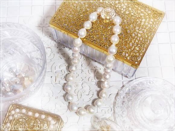 バロックパールはオシャレ天然真珠 家庭画報・エクラで人気の自由ヶ丘クーゲ