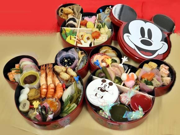 【中身全部紹介】ディズニーおせち 2019 ミッキーマウス 三段重(ベルメゾン)の感想