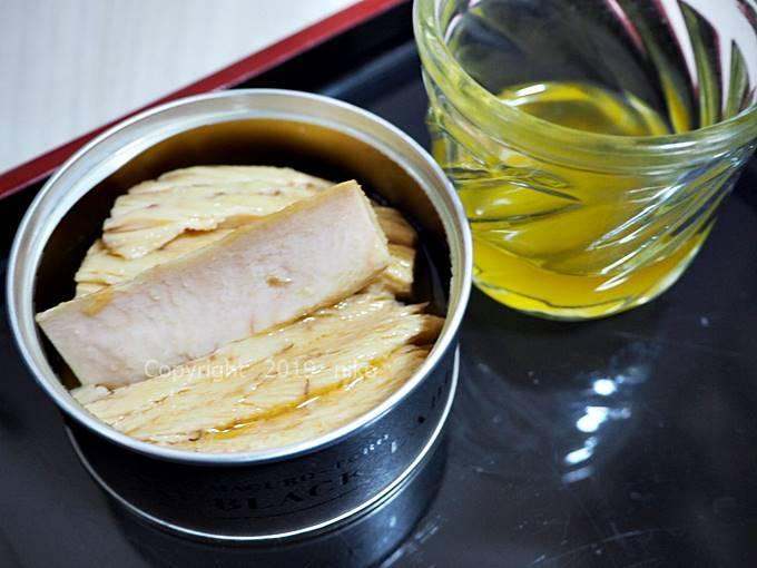 ツナ缶 オリーブオイル エクストラバージンオイル